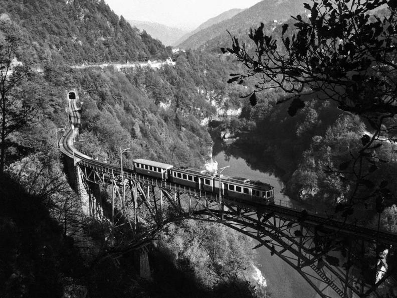 Image 1 - Un viaggio nel tempo a bordo del treno storico