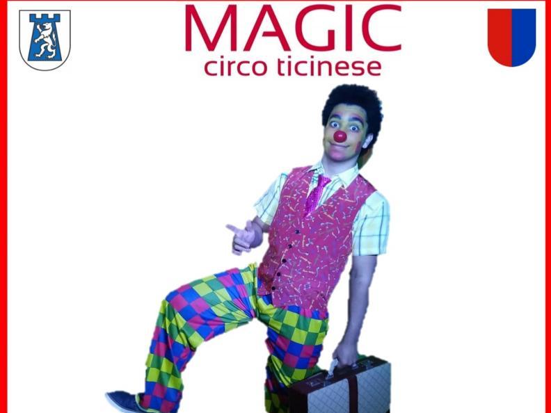 Image 1 - ABGESAGT - Circus Magic: decennio
