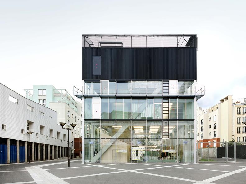 Image 0 - Swiss Architectural Award 2020