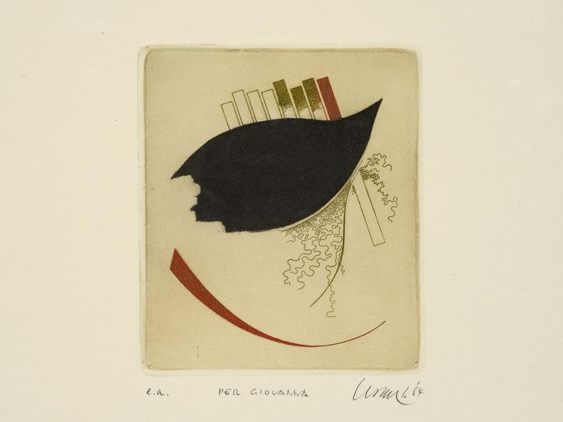 Image 2 - Manlio Monti. Grafische Aktivität und Ihre Entstehung
