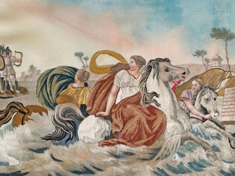 Image 1 - Le donne, l'arte e il Grand Tour