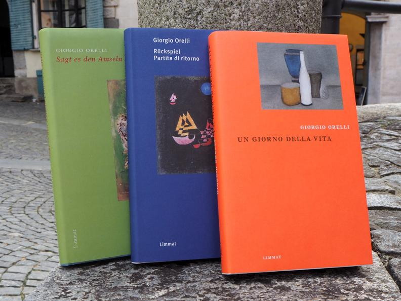 Image 1 - Lebensspuren Ascona - literarische Lesungen und Performances