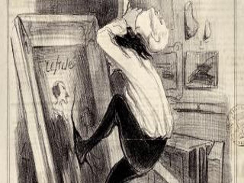 Image 0 - Daumier: attualità e varietà