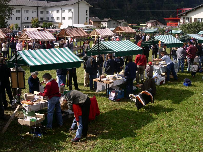 Image 5 - CANCELLED: Agriculture and cheese fair in the Leventina Valley