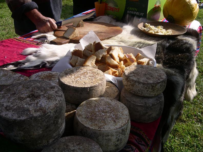 Image 6 - CANCELLED: Agriculture and cheese fair in the Leventina Valley