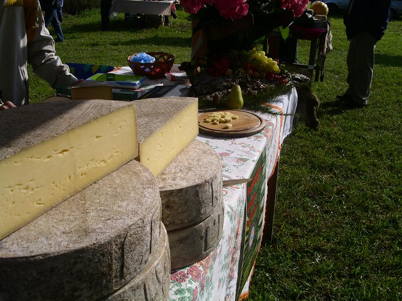 Image 7 - CANCELLED: Agriculture and cheese fair in the Leventina Valley