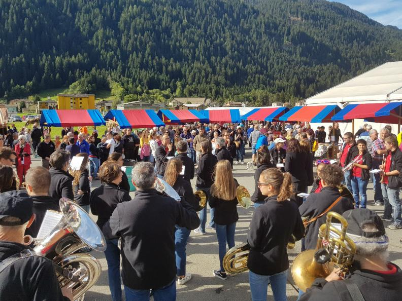 Image 2 - CANCELLED: Agriculture and cheese fair in the Leventina Valley