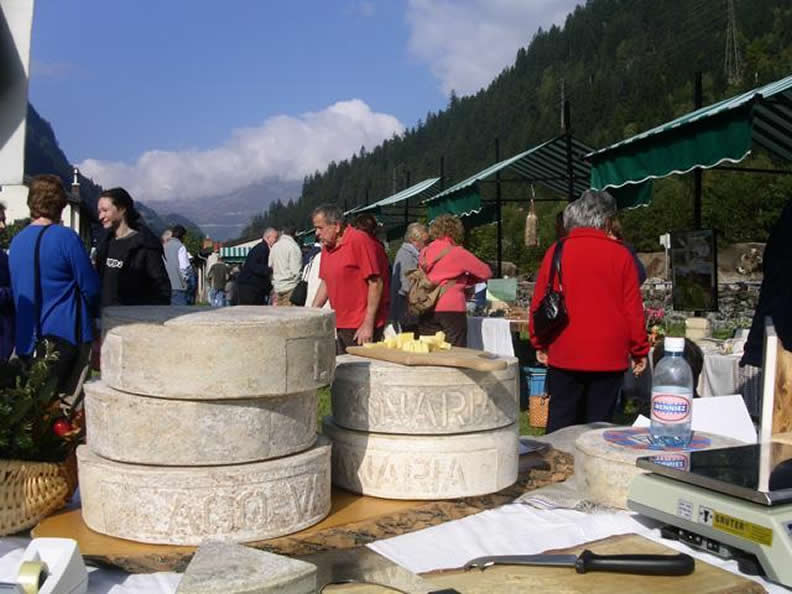 Image 4 - CANCELLED: Agriculture and cheese fair in the Leventina Valley