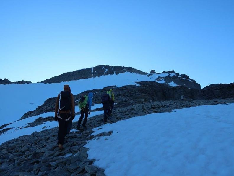 Image 4 - Group outings to the Adula accompanied by the Ticino mountain guides