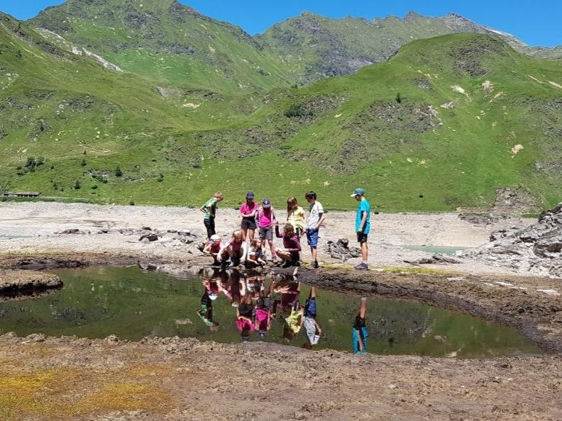Image 1 - WEEKEND FOR FAMILIES - Mountain, science and sustainability