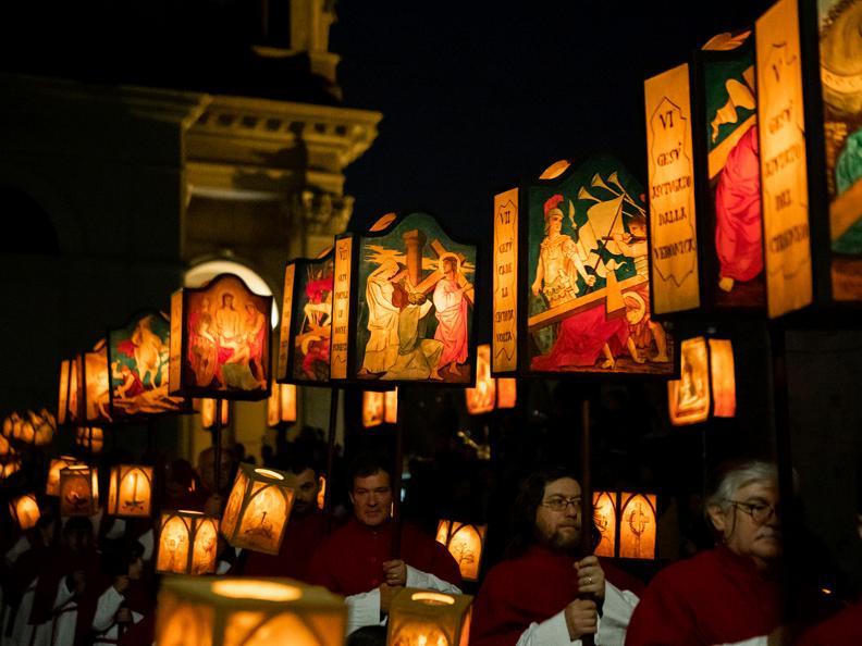 Image 2 - ANNULÉ: Les Processions de la Semaine sainte à Mendrisio