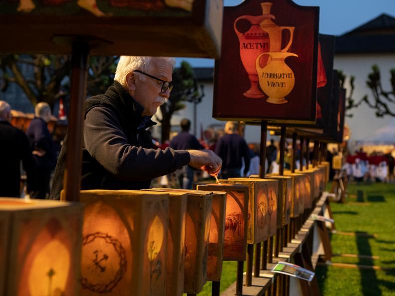 Image 1 - Processioni della Settimana Santa di Mendrisio