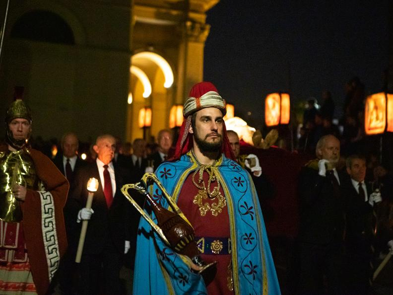 Image 3 - Mendrisio Holy week processions