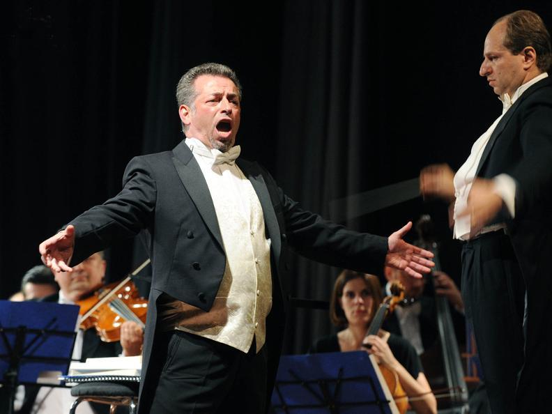 Image 0 - Festival Ruggero Leoncavallo - Abschlusskonzert