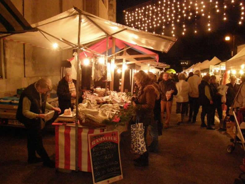 Image 0 - Christmas market Locarno