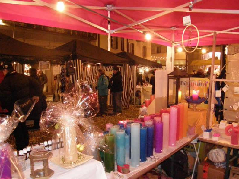 Image 1 - Christmas market Locarno