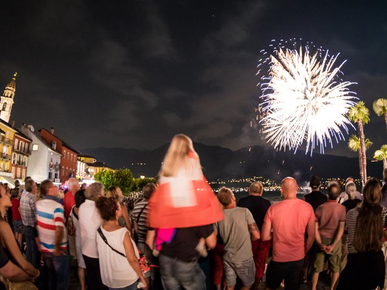 Image 2 - Feux d'artifices Ascona