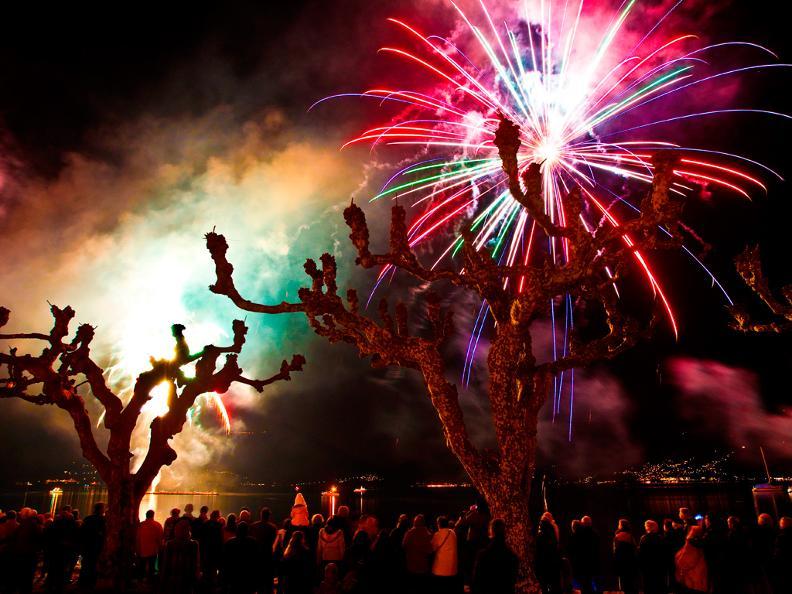 Image 0 - Fireworks Ascona
