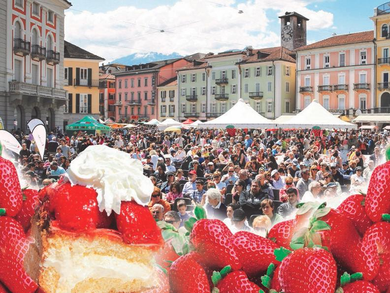 Image 0 - ANNULLATO - Fragole in Piazza