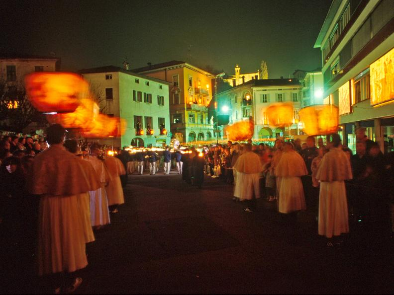 Image 9 - Mendrisio Holy week processions