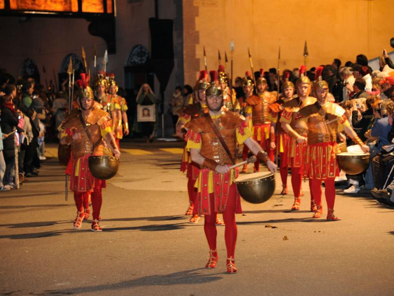 Image 8 - Mendrisio Holy week processions