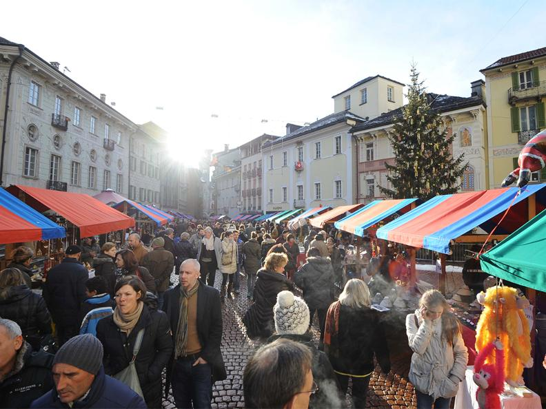 Image 1 - CANCELLED: Christmas Markets Bellinzona