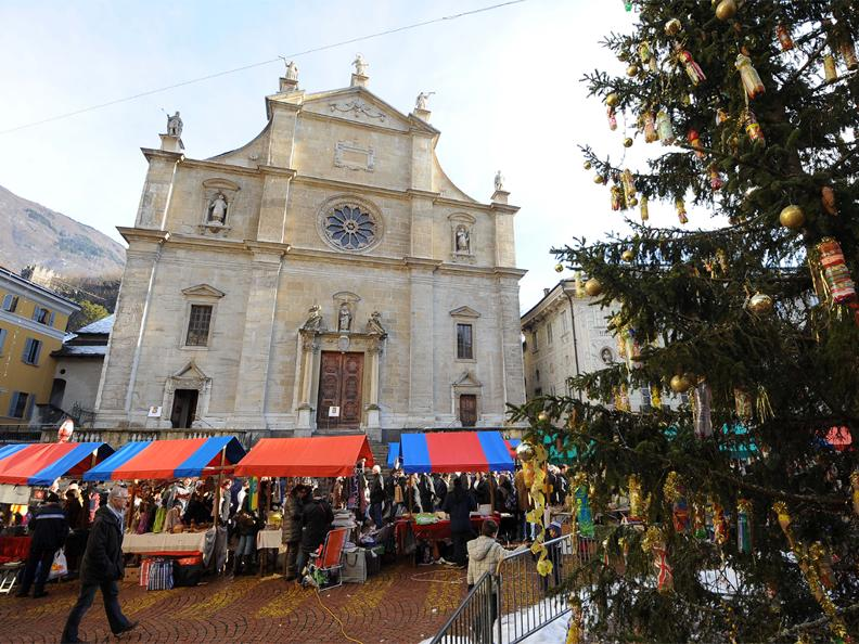 Image 0 - CANCELLED: Christmas Markets Bellinzona
