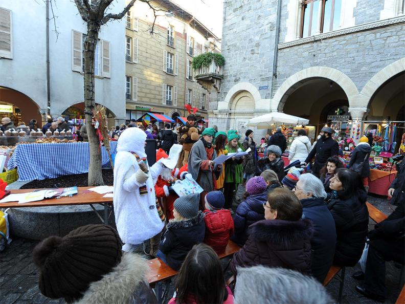 Image 4 - CANCELLED: Christmas Markets Bellinzona