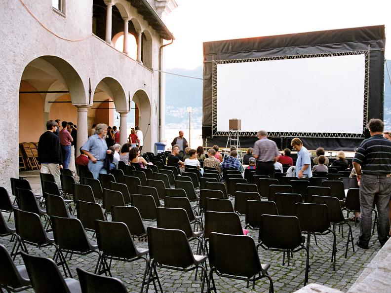 Image 1 - Open Air Cinema