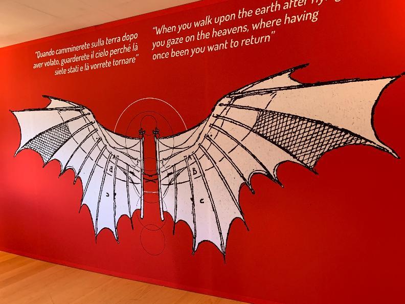 Image 3 - Exhibition - Leonardo Da Vinci 3D
