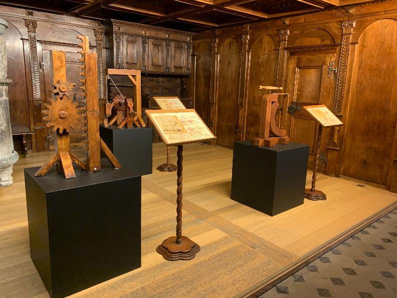 Image 4 - Mostra - Leonardo Da Vinci 3D