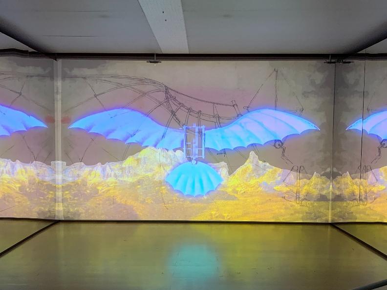 Image 5 - Exhibition - Leonardo Da Vinci 3D