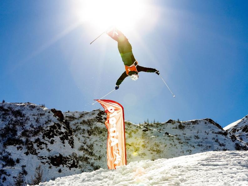 Image 4 - FIS Europa Cup Freestyle - Aerials