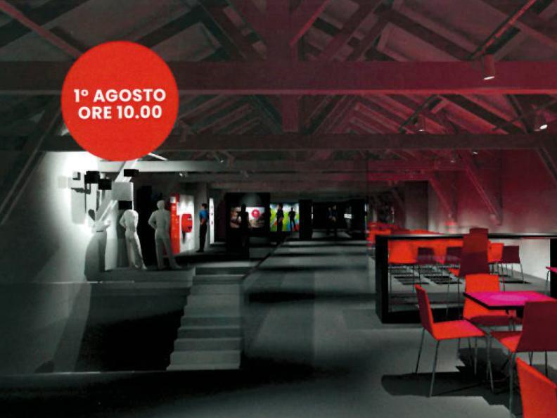 Image 0 - Inaugurazione Infocentro USTRA