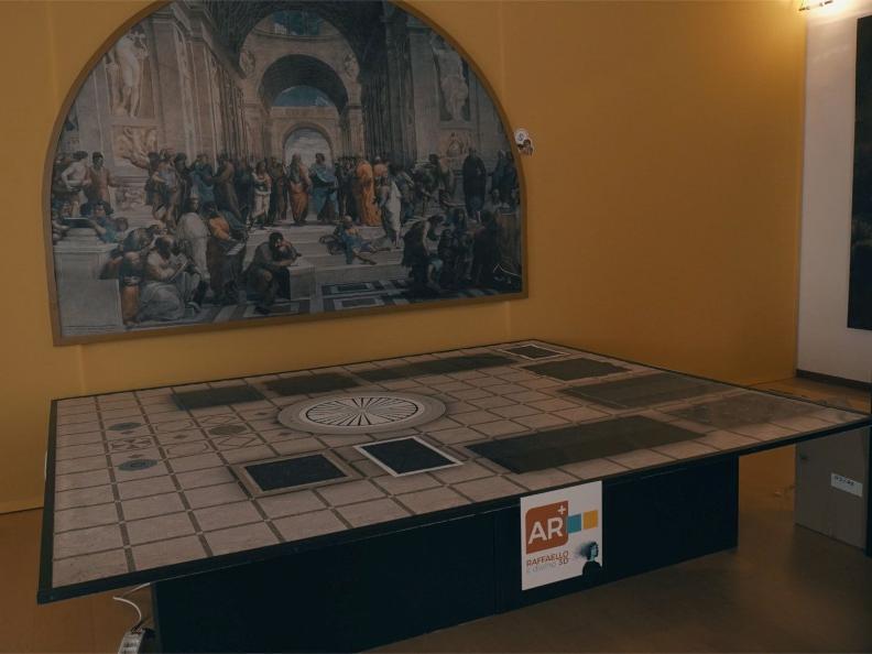 Image 3 - Raffaello 3D - Il Divino