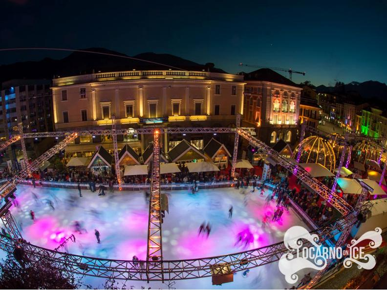 Image 0 - Locarno on Ice