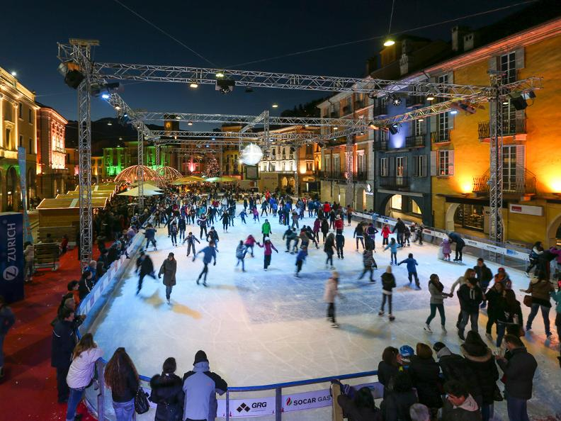Image 3 - Locarno on Ice