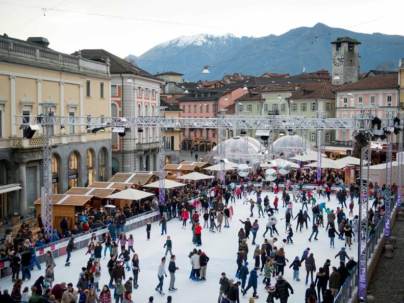 Image 4 - Locarno on Ice
