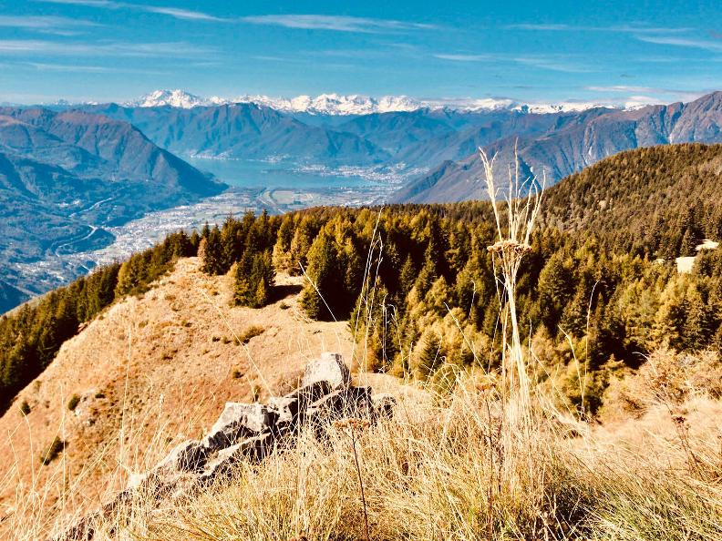 Image 0 - Morobbia Trail