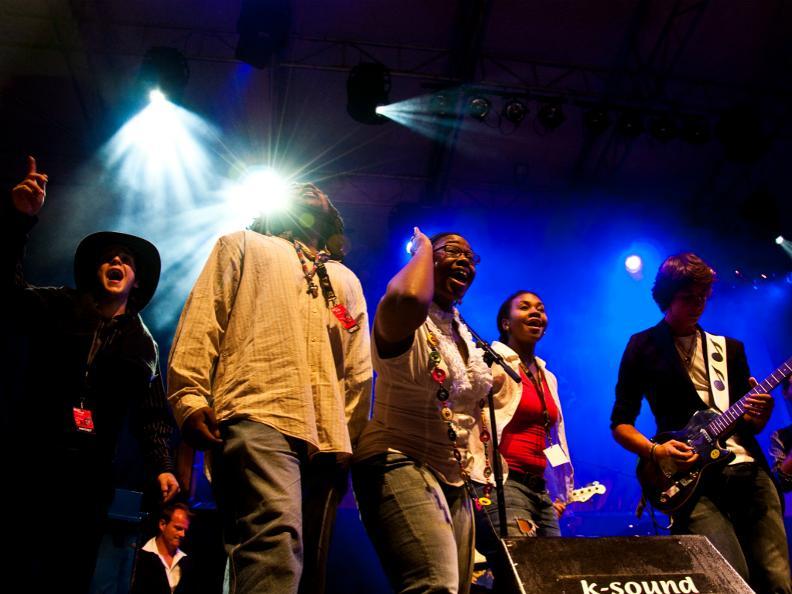 Image 4 - Blues to Bop Festival