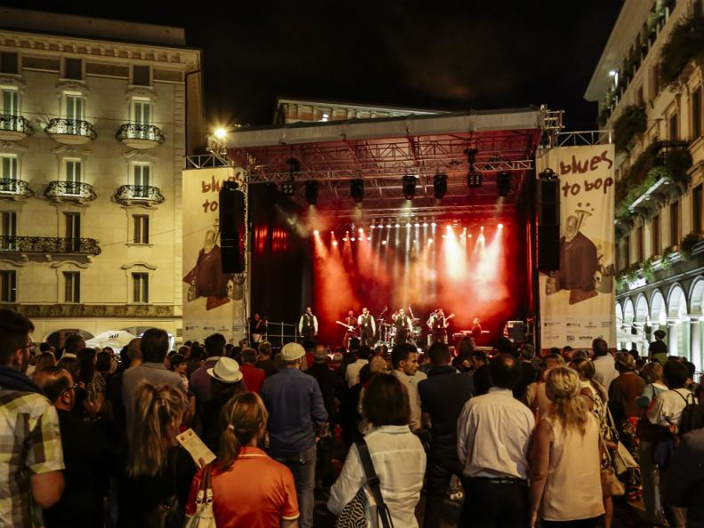 Image 1 - Blues to Bop Festival