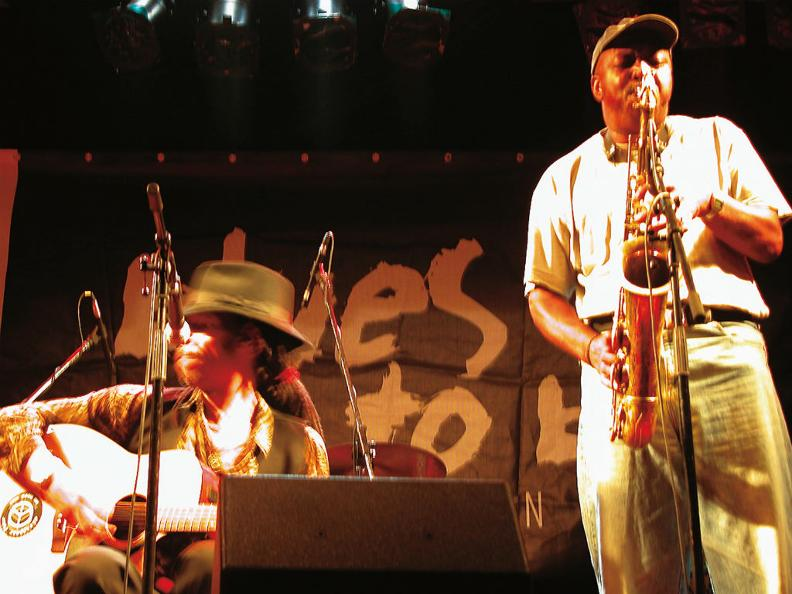 Image 5 - Blues to Bop Festival