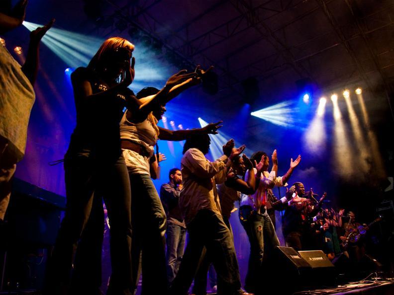 Image 3 - Blues to Bop Festival