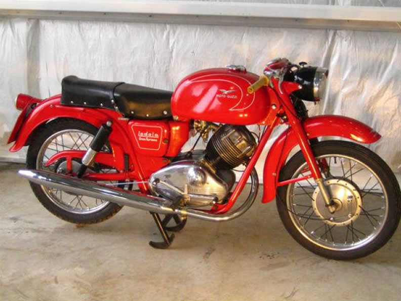 Image 2 - 37. Raduno internazionale moto d'epoca della Tremola