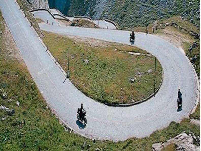 Image 1 - 38. Internationales Motorrad-Treffen der Tremola