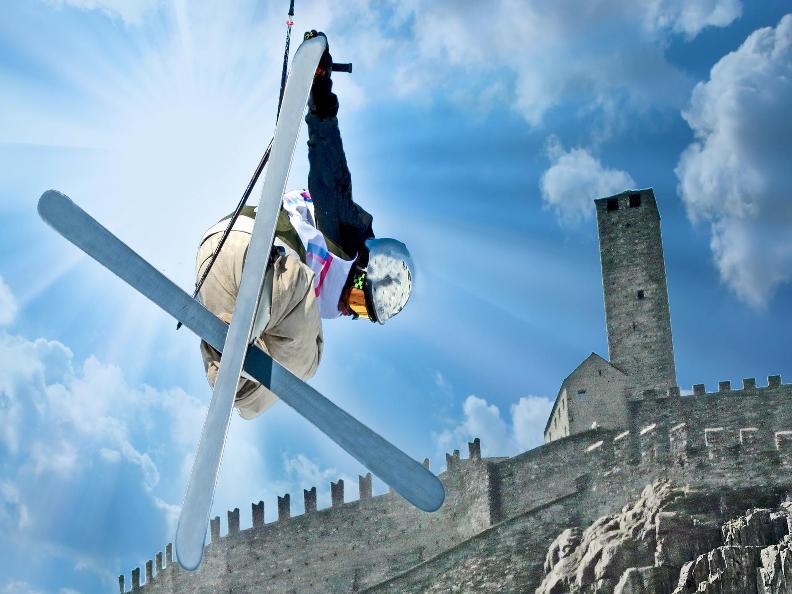 Image 2 - Big Air Bellinzona