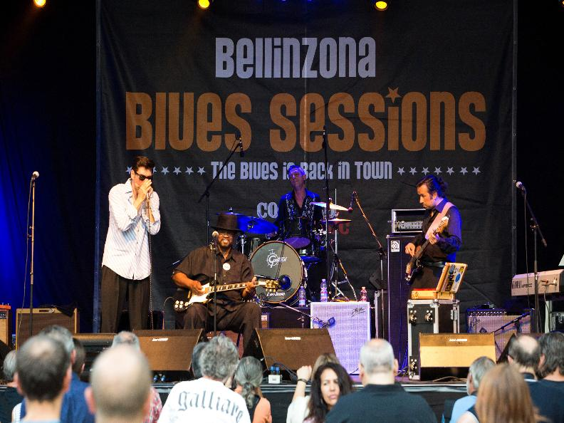 Image 1 - Bellinzona Blues Festival 2020