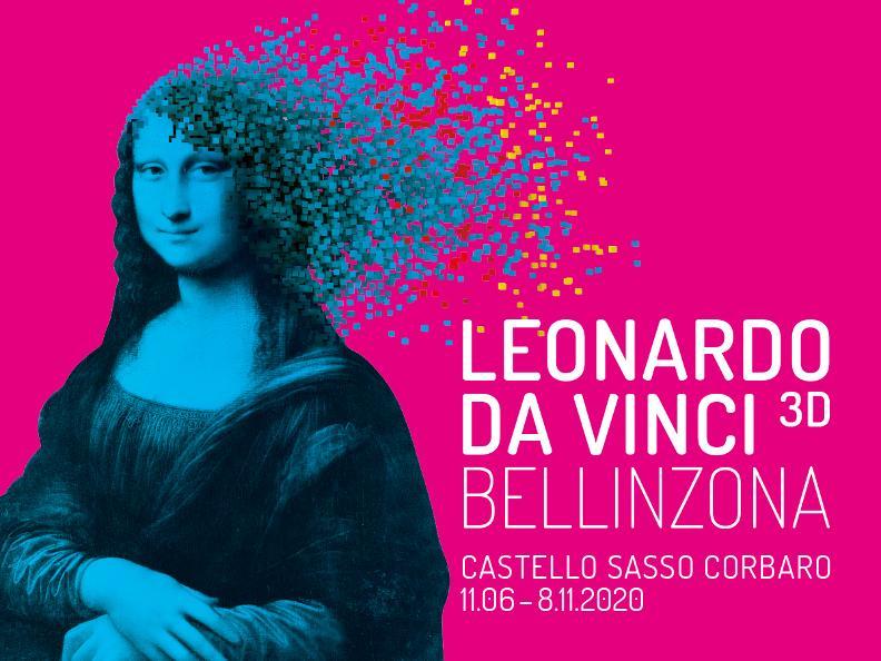 Image 0 - Exhibition - Leonardo Da Vinci 3D