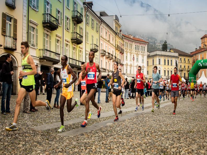 Image 0 - Ascona-Locarno Run 2019