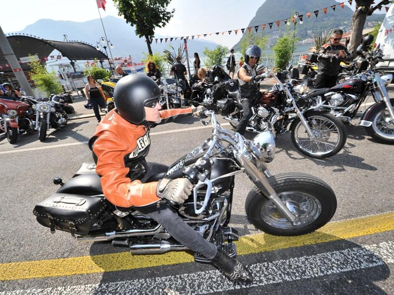 Image 0 - CANCELLED: Swiss Harley Days European H.O.G. Rally